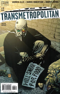 Cover Thumbnail for Transmetropolitan (DC, 1997 series) #38