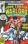 Cover for John Carter Warlord of Mars (Marvel, 1977 series) #3 [35 cent cover price variant]