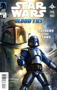 Cover Thumbnail for Star Wars: Blood Ties (Dark Horse, 2010 series) #2