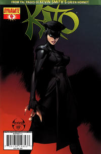 Cover Thumbnail for Kato (Dynamite Entertainment, 2010 series) #4 [Joe Benitez Cover]