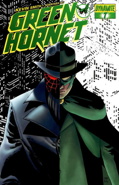 Cover for Green Hornet (Dynamite Entertainment, 2010 series) #7 [Joe Benitez Cover]
