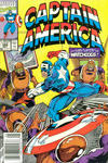 Cover Thumbnail for Captain America (1968 series) #385 [Newsstand Edition]