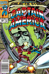 Cover Thumbnail for Captain America (1968 series) #399 [Newsstand Edition]