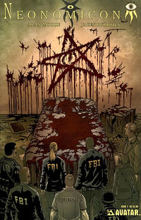 Cover Thumbnail for Alan Moore's Neonomicon (Avatar Press, 2010 series) #2