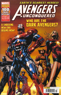 Cover Thumbnail for Avengers Unconquered (Panini UK, 2009 series) #23
