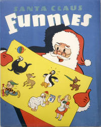 Cover Thumbnail for Santa Claus Funnies (Western, 1940 series)