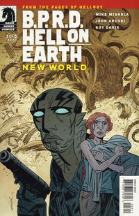 Cover Thumbnail for B.P.R.D.: Hell on Earth — New World (Dark Horse, 2010 series) #3