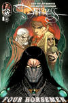 Cover for The Darkness: Four Horsemen (Image, 2010 series) #2