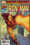 Cover for Iron Man (Marvel, 1998 series) #1