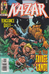 Cover Thumbnail for Ka-Zar (1997 series) #2 [Cover A - Direct Edition]