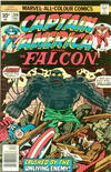Cover Thumbnail for Captain America (1968 series) #204 [British price variant]