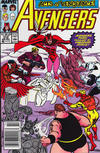 Cover Thumbnail for The Avengers (1963 series) #312 [Newsstand Edition]