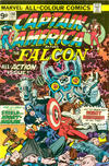 Cover for Captain America (Marvel, 1968 series) #190 [British Price Variant]