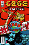 Cover for CBGB (Boom! Studios, 2010 series) #4