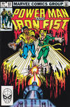Cover Thumbnail for Power Man and Iron Fist (1981 series) #93 [direct]