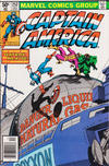 Cover Thumbnail for Captain America (1968 series) #252 [Newsstand Edition]
