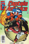 Cover for Captain America (Marvel, 1998 series) #27 [Direct Edition]