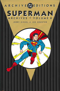 Cover Thumbnail for Superman Archives (DC, 1989 series) #8
