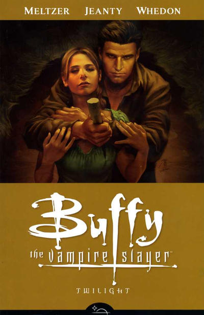 Cover for Buffy the Vampire Slayer (Dark Horse, 2007 series) #7 - Twilight