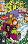 Cover Thumbnail for Silver Surfer (1987 series) #47 [Direct Edition]
