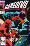 Cover Thumbnail for Daredevil (1964 series) #267 [Direct Edition]