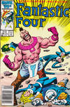 Cover Thumbnail for Fantastic Four (1961 series) #298 [Newsstand Edition]