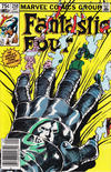 Cover Thumbnail for Fantastic Four (1961 series) #258 [Canadian price variant]