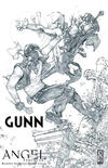 Cover for Angel: Gunn (2006 series) #[nn] [Retailer Incentive Sketch Cover]