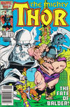 Cover Thumbnail for Thor (1966 series) #368 [Canadian Price Variant]