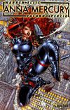 Cover for Anna Mercury (Avatar Press, 2008 series) #1 [Wrap