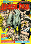 Cover for Jurassic Park (Condor, 1993 series) #2