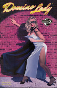 Cover Thumbnail for Domino Lady (Moonstone, 2009 series) #4