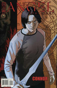 Cover Thumbnail for Angel Spotlight: Connor (IDW, 2006 series) #1 [David Messina cover]