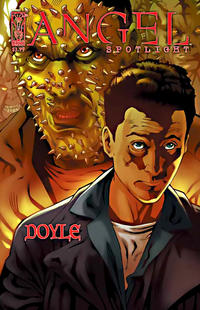 Cover Thumbnail for Angel: Doyle (IDW, 2006 series)  [Jeff Johnson]