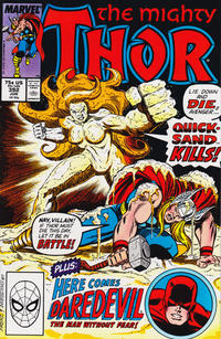 Cover Thumbnail for Thor (Marvel, 1966 series) #392 [Direct Edition]