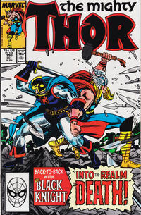 Cover Thumbnail for Thor (Marvel, 1966 series) #396 [Direct]