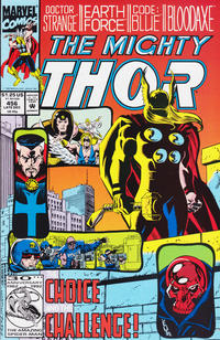 Cover Thumbnail for Thor (Marvel, 1966 series) #456 [Direct]