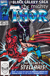 Cover Thumbnail for Thor (Marvel, 1966 series) #421 [Direct]