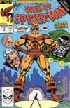 Cover Thumbnail for Web of Spider-Man (1985 series) #60 [Direct Edition]