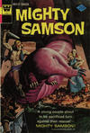 Cover for Mighty Samson (Western, 1964 series) #25 [Whitman Variant]