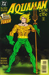 Cover for Aquaman: Time and Tide (DC, 1993 series) #1 [Direct sales]