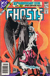 Cover for Ghosts (DC, 1971 series) #105 [Newsstand]