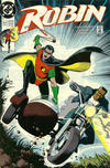 Cover for Robin (DC, 1991 series) #3 [Direct Edition]