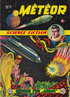Cover for Meteor (Lehning, 1958 series) #11