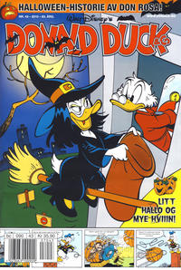 Cover Thumbnail for Donald Duck & Co (Egmont Serieforlaget, 1997 series) #43/2010