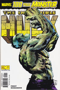 Cover Thumbnail for Incredible Hulk (Marvel, 2000 series) #33 (507) [Direct Edition]