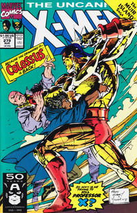 Cover Thumbnail for The Uncanny X-Men (Marvel, 1981 series) #279 [Direct Edition]