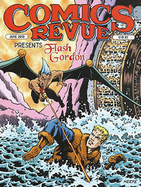 Cover for Comics Revue (Manuscript Press, 1985 series) #289-290