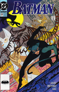 Cover Thumbnail for Batman (DC, 1940 series) #460 [Direct]