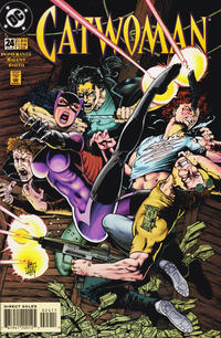 Cover Thumbnail for Catwoman (DC, 1993 series) #24 [Direct]